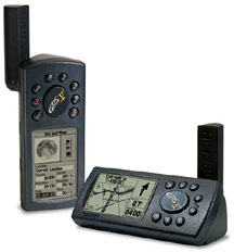 Garmin GPS-V Mapping GPS Review