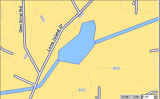 Comparison Of Lowrance Usa Topo Magellan Dem Digital Elevation Model And Garmin Usa Topo Map Contours 0 Also Samples Of Satellite Photos
